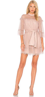 Keepsake Slide Mini Dress