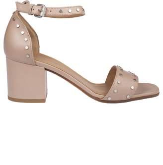 Janet & Janet Studded Sandals