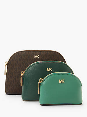 Michael Kors MICHAEL Trio Travel Pouch Purse