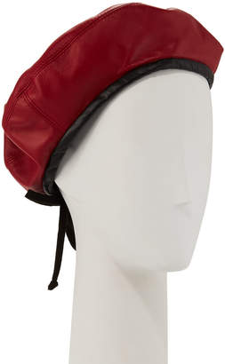 a0ba8236fe9 Leather Berets For Women - ShopStyle