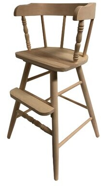 Breakwater Bay Givens Solid Wood Dining Chair Breakwater Bay