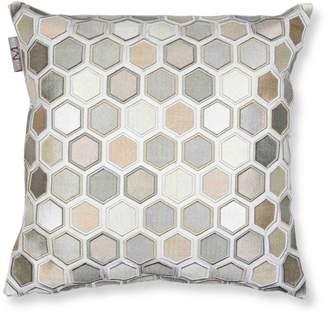 "Honey Decorative Pillow Cover, 16"" x 16"""