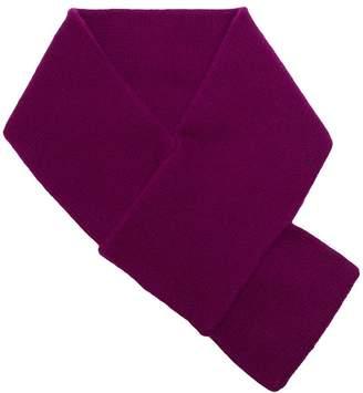 Aspesi knitted scarf