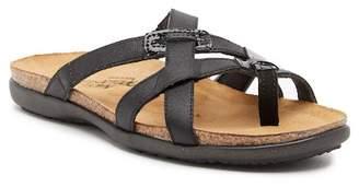 Naot Footwear Audrey Loop Toe Slide Sandal