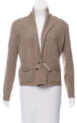 Fabiana Filippi Long Sleeve Knit Cardigan