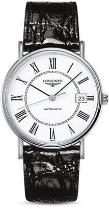 Longines Presence Watch, 38.5mm
