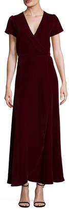 DAY Birger et Mikkelsen 1st Sight 1St Sight Velvet Wrap Dress