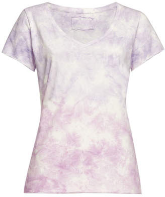 True Religion Batik Tie Dye Cotton T-Shirt