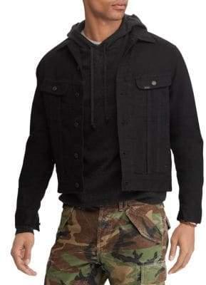 Polo Ralph Lauren Stretch Denim Trucker Jacket