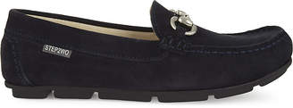 STEP2WO Charlie leather moccasins 7-11 years