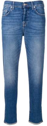 7 For All Mankind Vintage Robertson straight jeans