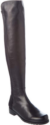 Stuart Weitzman Over-The-Knee Leather Boot