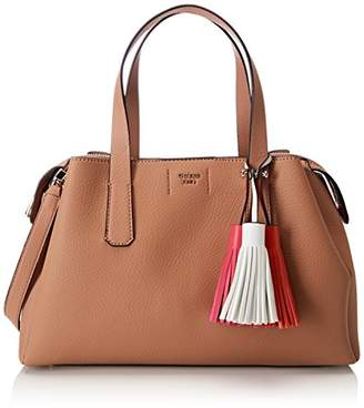 1c8e2f085b at Amazon.co.uk · GUESS Women HWVG6954060 Shoulder Bag Brown Size  One Size