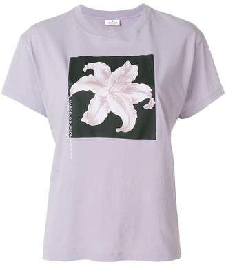 Marcelo Burlon County of Milan Flower T-shirt