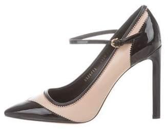 b99465efd30 Salvatore Ferragamo Ankle Strap Pumps - ShopStyle