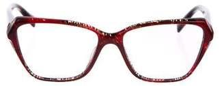 Cat Eye Alain Mikli Paris Cat-Eye Eyeglasses