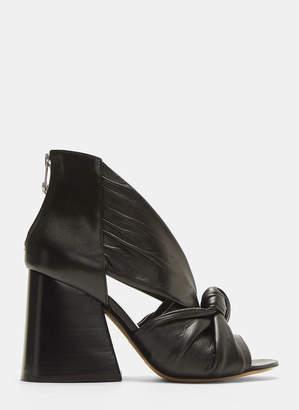 Maison Margiela Open Toe heels in Black