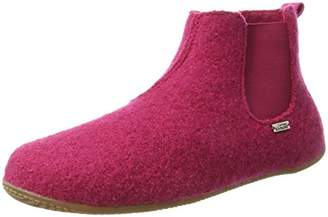 Living Kitzbühel Unisex Adults' Boots Chelsea Hi-Top Slippers