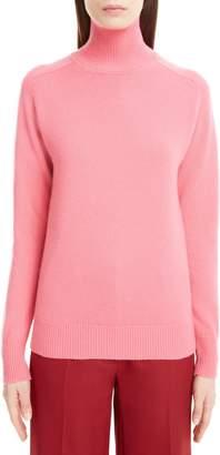 Victoria Beckham Cashmere Blend Turtleneck Sweater