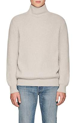 The Row Men's Jackson Rib-Knit Cashmere Sweater