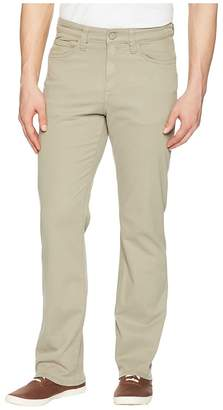 34 Heritage Charisma Relaxed Fit in Khaki Fine Twill Men's Jeans