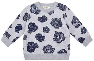 Kenzo Big Cat Print Sweatshirt