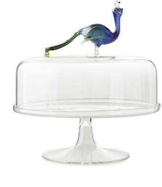 Massimo Lunardon Peacock Serving Tray