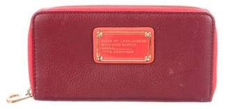 Marc by Marc Jacobs Leather Zip Wallet
