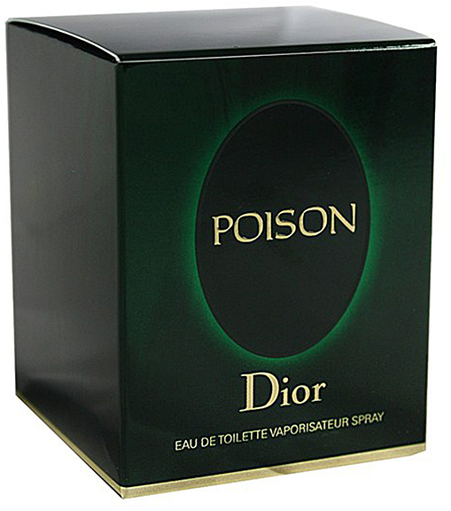 Christian Dior  Poison 3.4-Oz. Eau De Toilette - Women