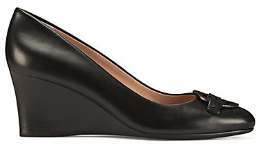 Tory Burch Miller Wedges, Leather