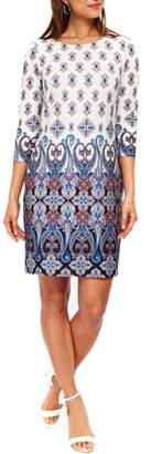 Wallis Mykonos Shift Dress