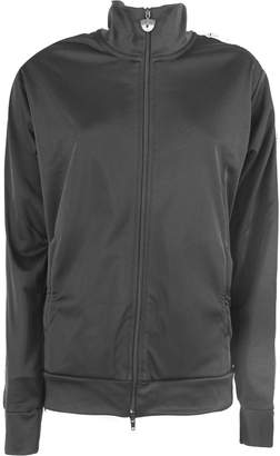 Chiara Ferragni Black Fabric Logomania Jacket