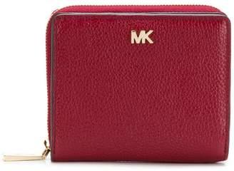 MICHAEL Michael Kors small zip around wallet