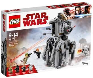 Lego First Order Heavy Scout Walker