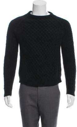 Vince Wool Crew Neck Sweater
