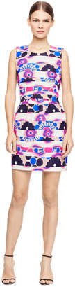 Milly MODERN PRINT LAURA DRESS