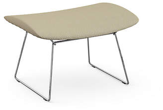 Design Within Reach Bertoia Bird Ottoman with Full Cover in Classic Boucl