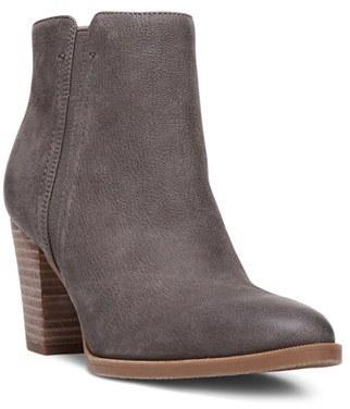 Women's Franco Sarto 'Dipali' Block Heel Bootie $118.95 thestylecure.com