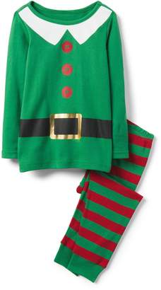 Crazy 8 Crazy8 Elf 2-Piece Pajama Set