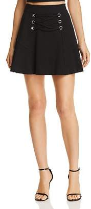 GUESS Arita Ponte-Knit Skirt