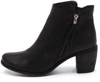 EOS Clinto-w Black Boots Womens Shoes Casual Ankle Boots