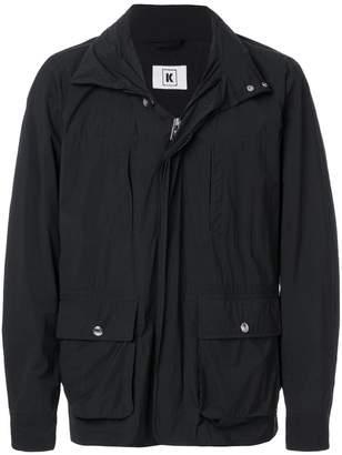 Kired zipped pocket jacket