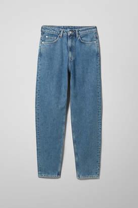 Weekday Lash Standard Jeans - Blue