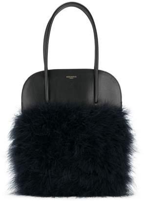 Nina Ricci textured shoulder bag