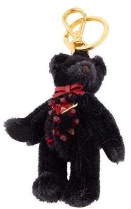 Prada Bear Keychain