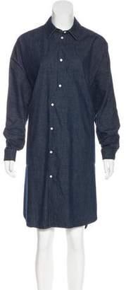 Billy Reid Denim Valley Dress