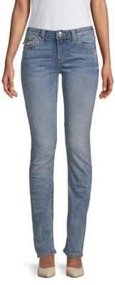 True Religion Classic Straight-Leg Jeans