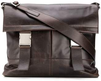Orciani foldover shoulder bag