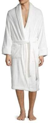 Saks Fifth Avenue Luxury Knee-Length Robe