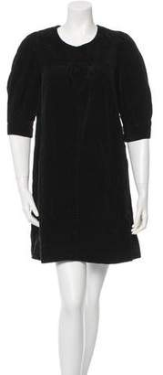 Isabel Marant Corduroy Mini Dress